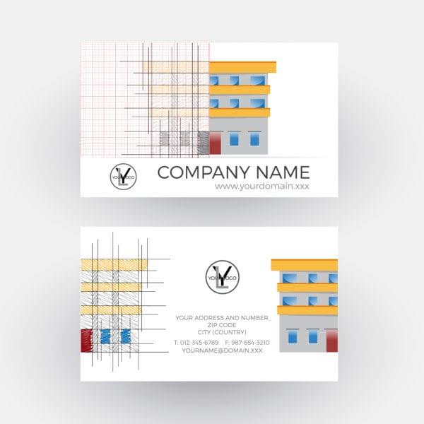 Real Estate Investor Business Cards
